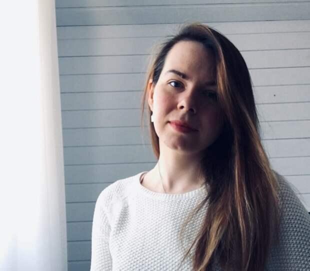 Анна Татарникова /фото из личного архива