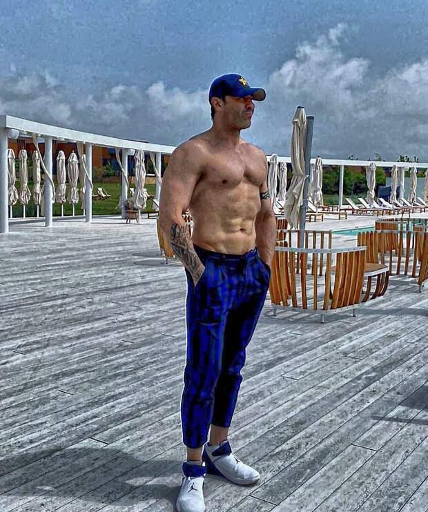 Пора на Олимпиаду: звёзды с самыми подтянутыми и спортивными телами