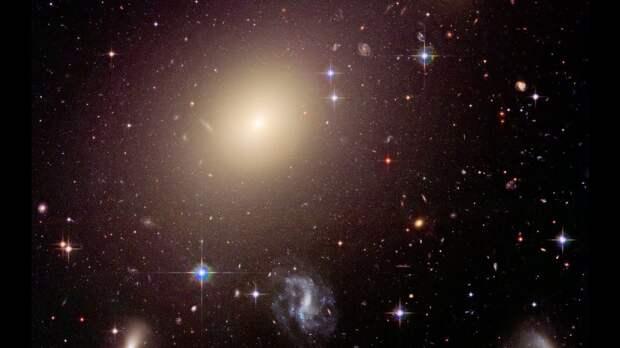 Сколько галактик во Вселенной известно современному человеку?