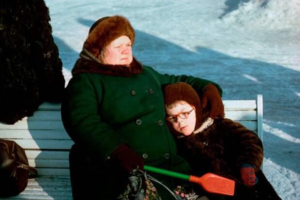 Мир без бабушек
