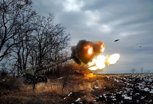 Ополченцы ДНР нанесли ответный удар по позициям ВСУ