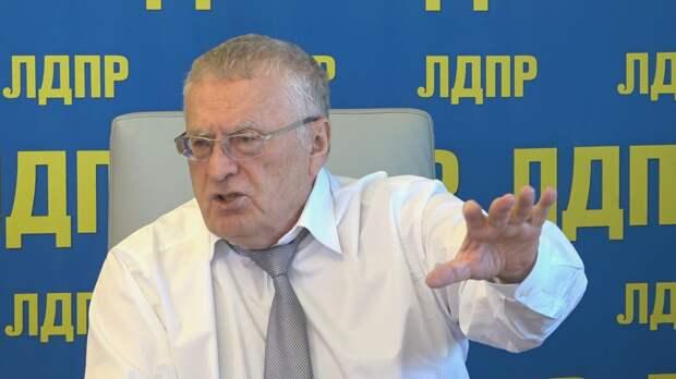 Жириновский предложил ликвидировать Совет Федерации за ненадобностью