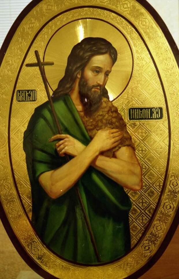 7 июля Рождество честного славного Пророка, Предтечи и Крестителя Господня Иоанна..