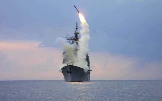 В США думают, что блокировали российские крылатые ракеты «Калибр»