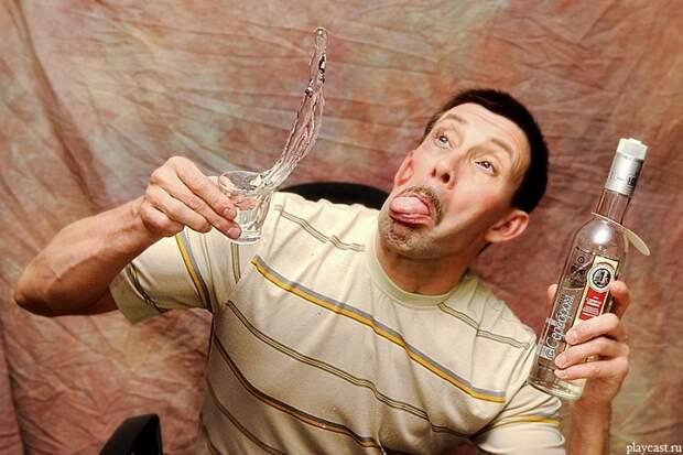 Алкоголь - сильнейший наркотик с точки зрения медицины