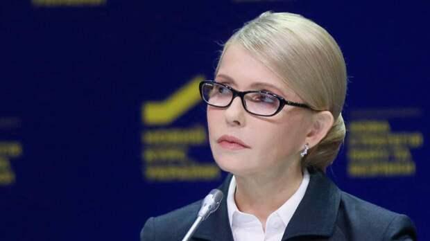 Тимошенко развеяла миф об импорте европейского газа на Украину
