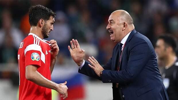 Оздоев не поможет сборной России в отборочном матче ЧМ-2022 с Мальтой