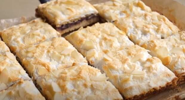 Бесподобный пирог «Черепашка». Готовится быстро и легко