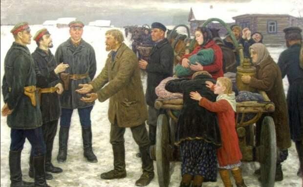 Кого, за что и как раскулачивали большевики, или Как в СССР уничтожали сельскую буржуазию