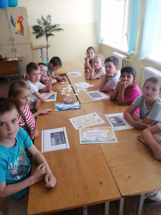 Мероприятия, посвященные Единому Дню безопасности для воспитанников школьного лагеря ´Дружба´ с дневным пребыванием детей.