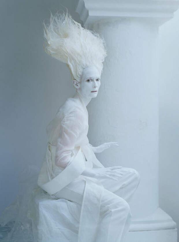 Белый образ.