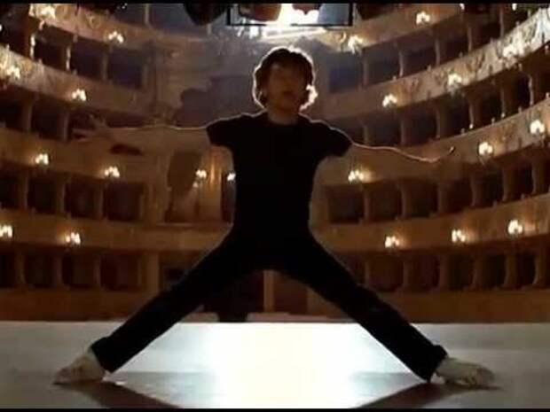 Гениальный Барышников танцует под песню Высоцкого