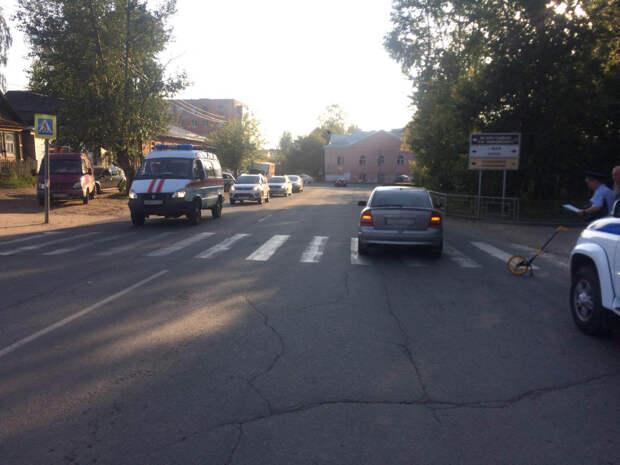 В Удмуртии за один день под колеса автомобилей попали пять пешеходов