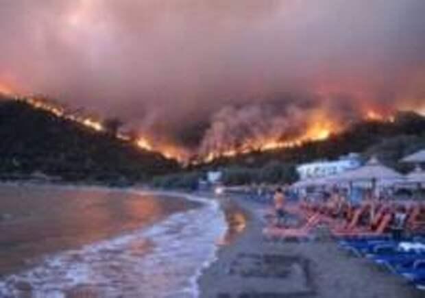 В Греции объявлен траур