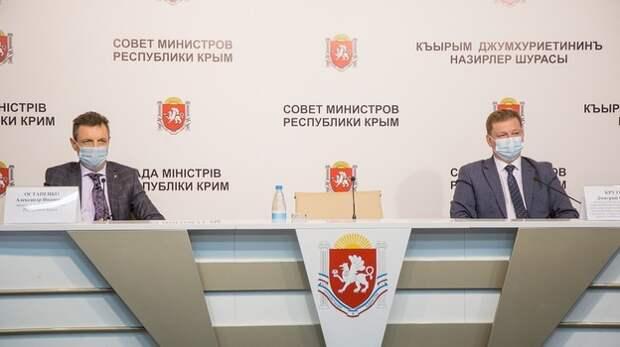 В пяти районах Крыма превышен средний рост заболеваемости коронавирусом