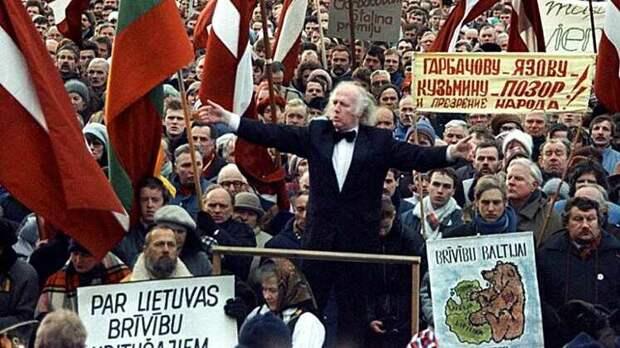 Советский Союз разваливали борьбой с русским языком в его республиках