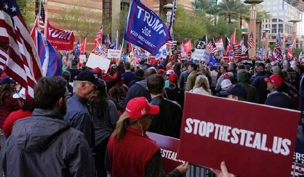 Борьба за умы американских выборщиков