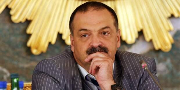«Криминальная» квартира генерала Сергея Меликова