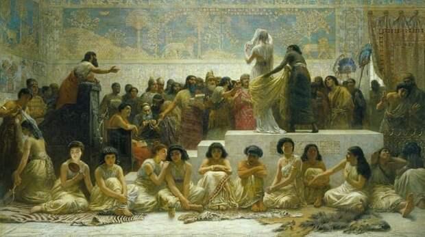 10 нетрадиционных сексуальных практик Древнего Вавилона