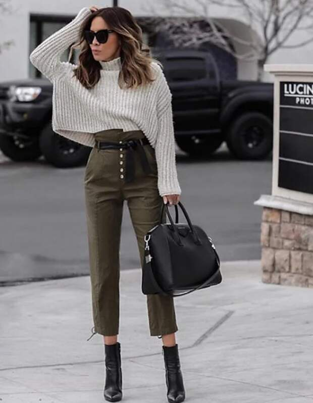 Как выбрать женские брюки: семь нюансов