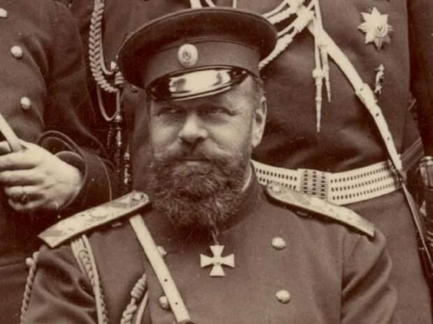 Александр III, фото из открытых источников