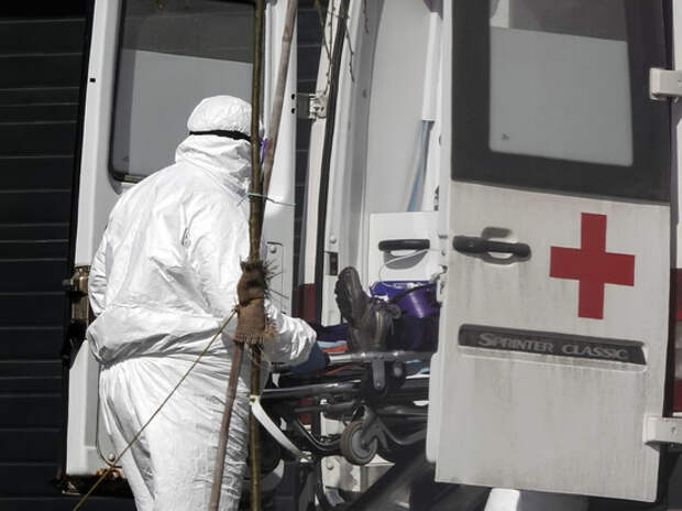 В России за сутки выявили 17 262 заболевших коронавирусом