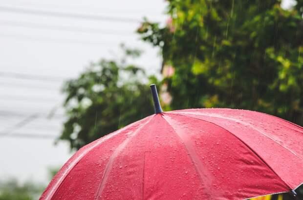 Жара, дожди и грозы ожидаются в Удмуртии в среду