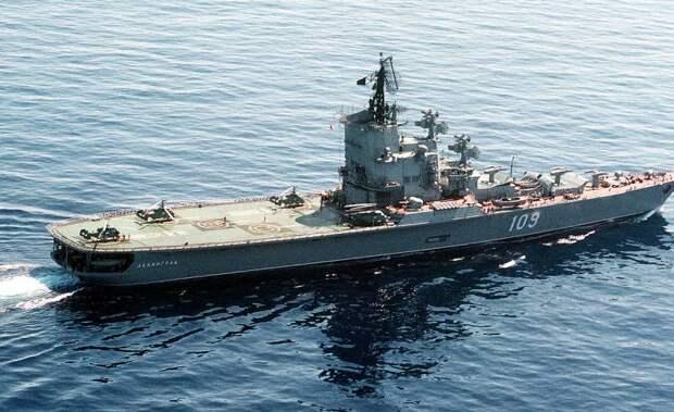 Возрожденный крейсер «Кондор» решит основные проблемы ВМФ РФ