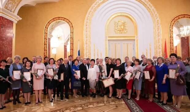 56 оренбуржцев получили высшие награды от президента РФ