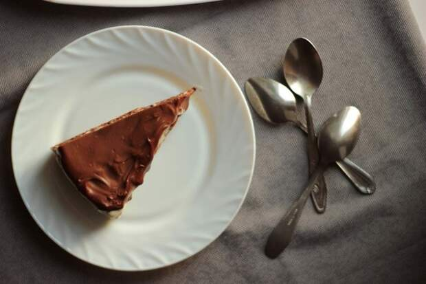 НАИВКУСНЕЙШИЙ шоколадный торт со сметанным кремом
