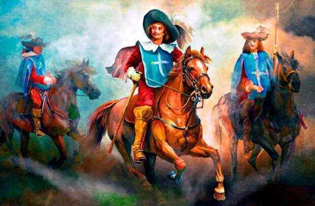 Почему французы ненавидели королевских мушкетеров?