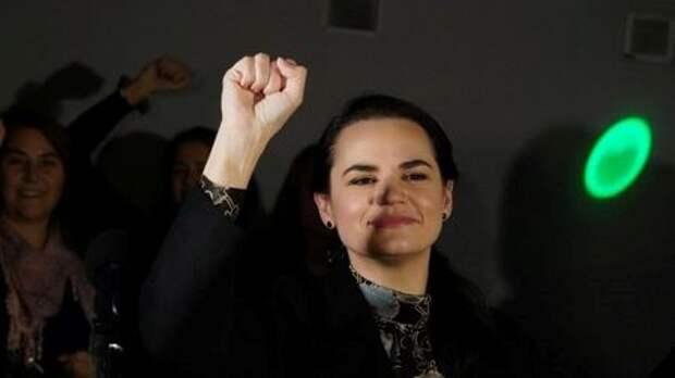 Оппозиционный политик Светлана Тихановская в Вильнюсе, Литва, 11 сентября 2020 года. REUTERS/Janis Laizans