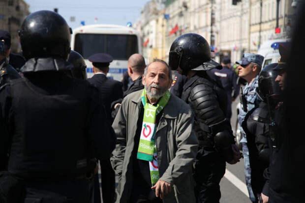 «Настоящий» Борис Вишневский сообщил о нападении в Петербурге