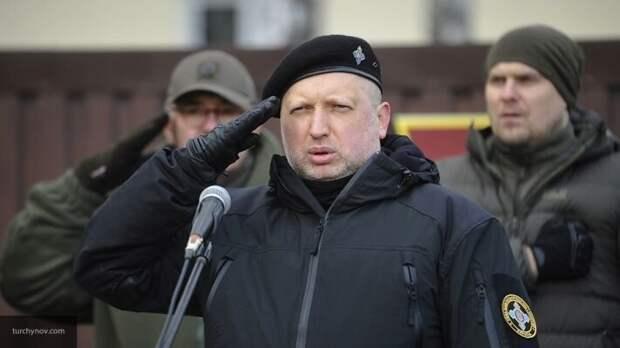 «Это полная капитуляция!»: Турчинов заявил о победе России на над Украиной