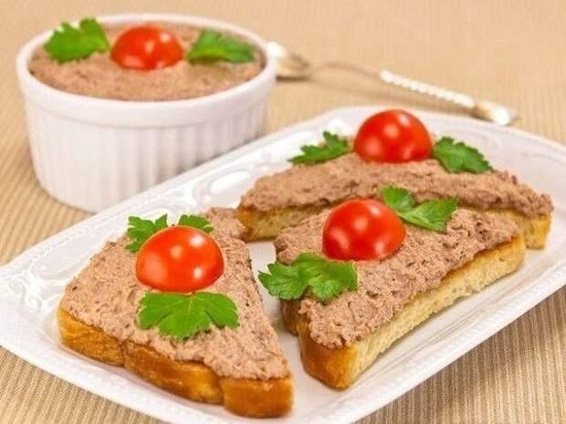 12 лучших паст для бутербродов - быстро, вкусно, полезно