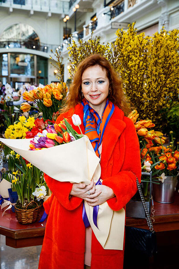 Ксения Собчак, Рената Литвинова, Ингеборга Дапкунайте и другие дали необычный старт весне