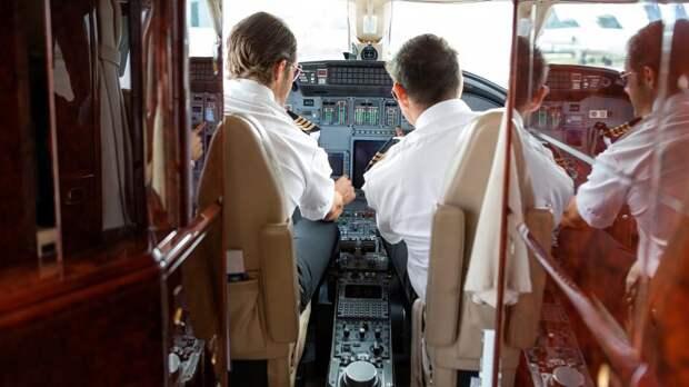 На одном крыле: коронавирус добрался до частной авиации