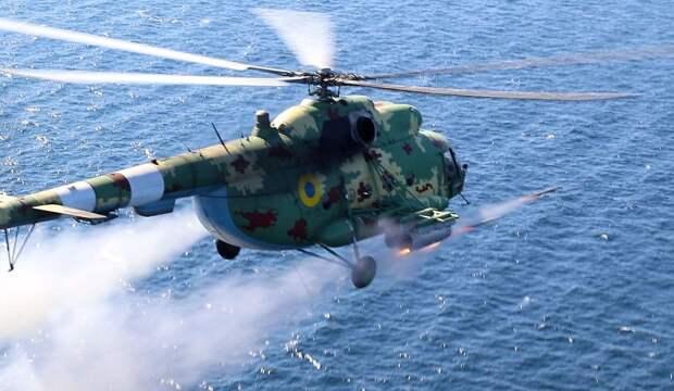 Украинская авиация отбомбилась рядом с Крымом
