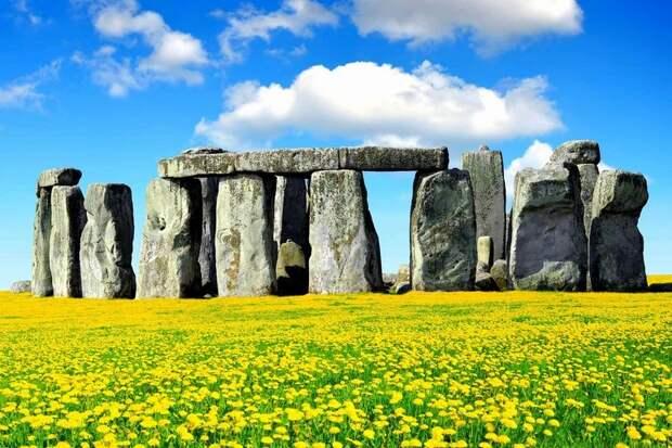 Самые загадочные и мистические места в мире