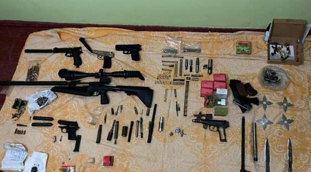 Севастополец незаконно изготавливал огнестрельное оружие на заводе