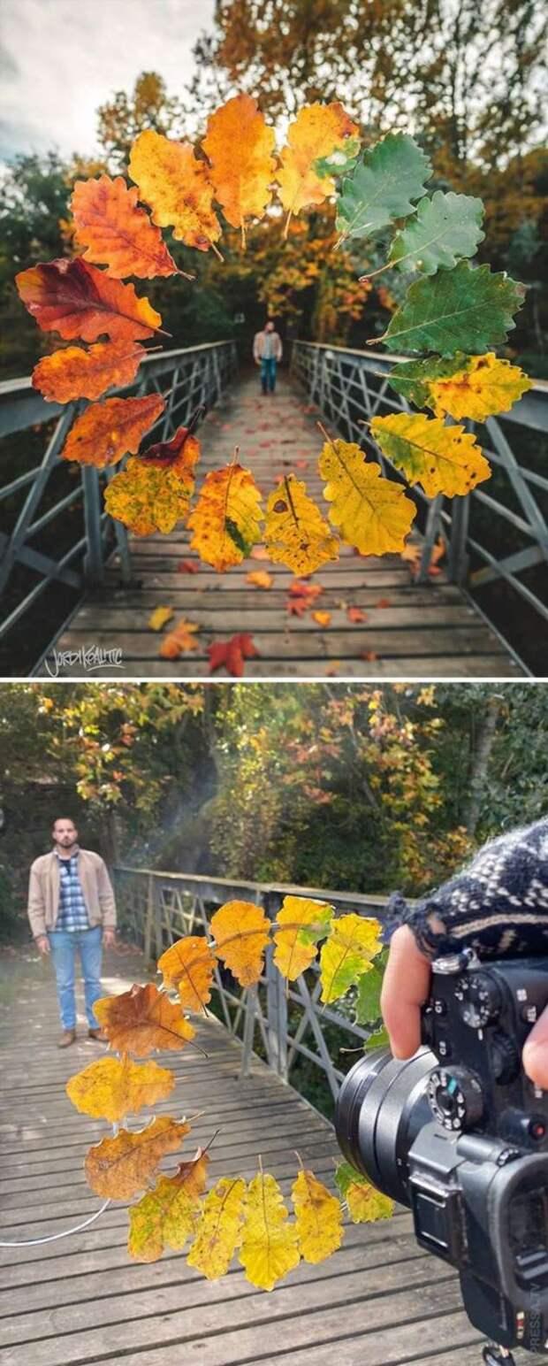 Творческие приемы при создании красивых фотографий