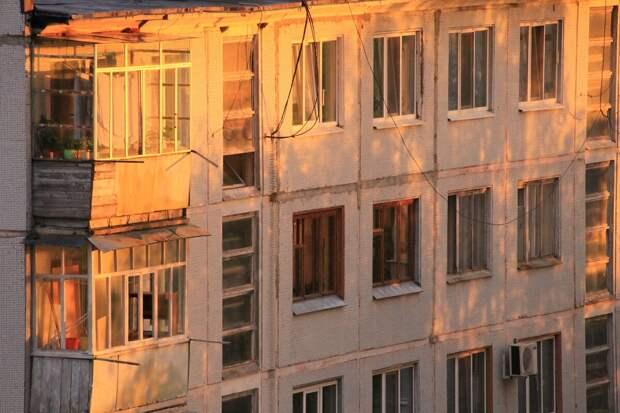 Монтаж окон в панельных домах. Личный опыт