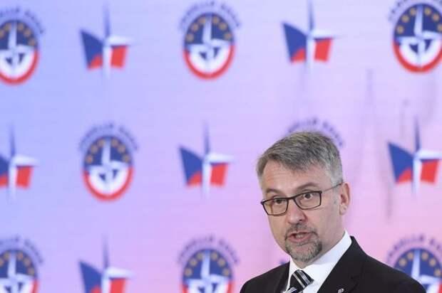 ВЧехии поставили Россию итерроризм водин ряд угроз для НАТО
