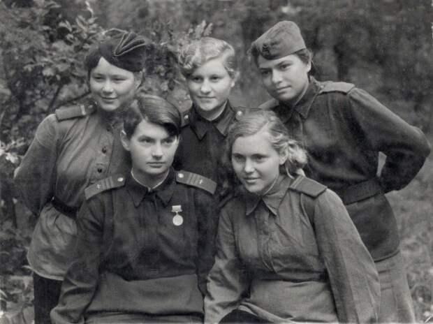 Женщины в Великую Отечественную войну