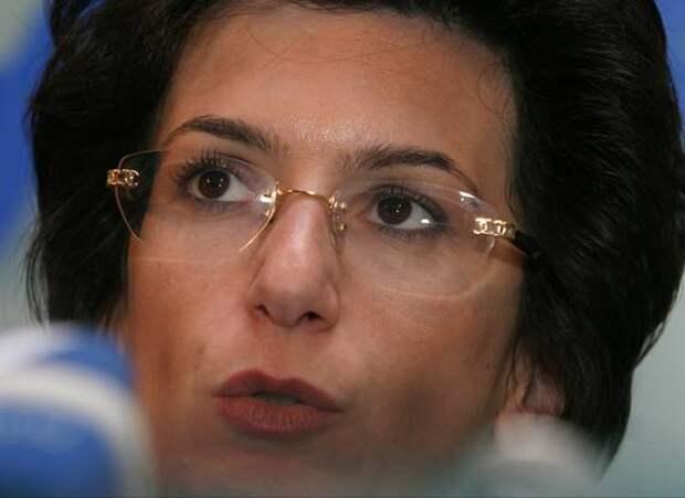 """Нино Бурджанадзе заявила о """"тупости властей"""" Грузии, испортивших отношения с Россией"""