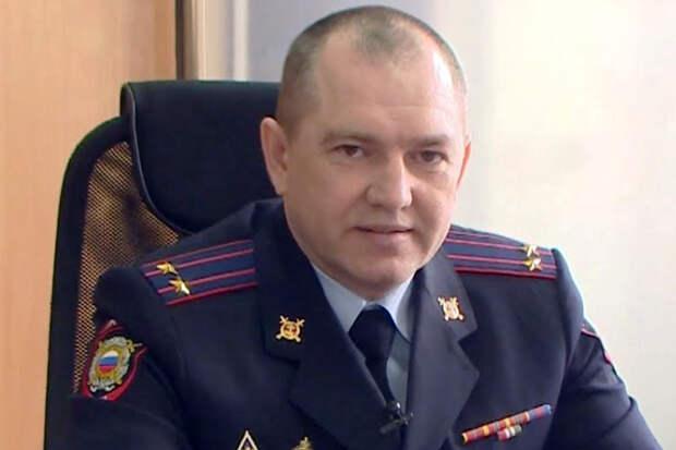 Подполковник Иус возглавил отдел полиции Бердска