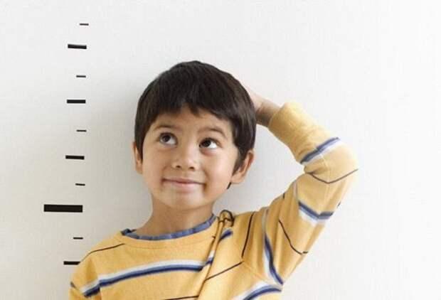 Как увеличить рост ребенка? Рост, вес, возраст: таблица