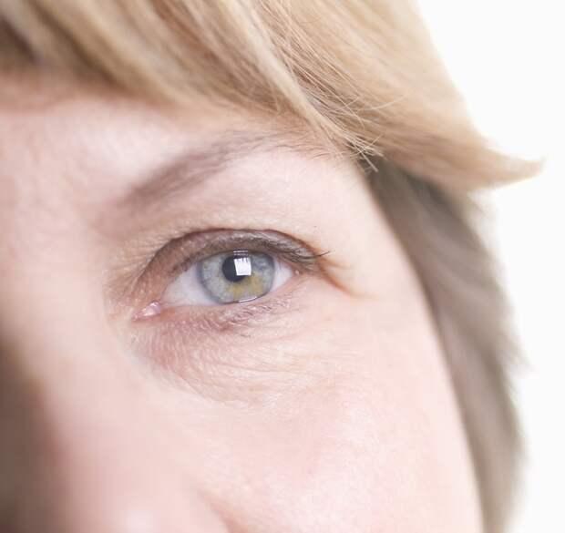маска против морщин вокруг глаз