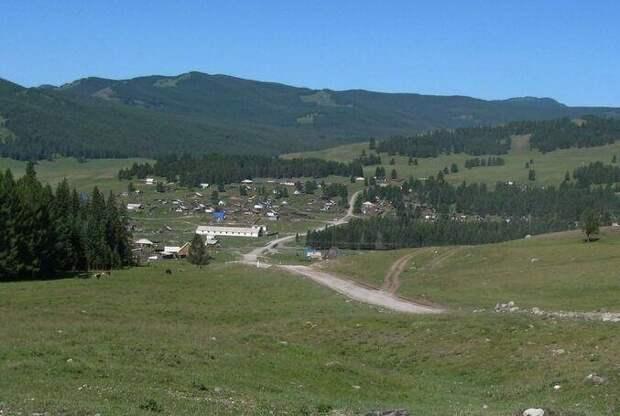 Село Балыктуюль