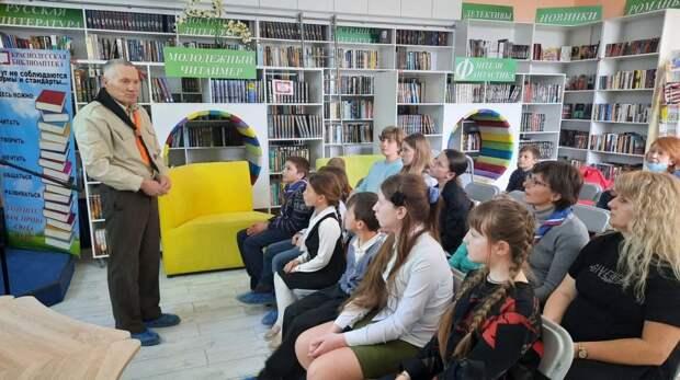 Библиотекари МКУК СР «РЦБС провели цикл мероприятий к датам освобождения Крыма, Симферополя и Симферопольского района от немецко-фашистских захватчиков